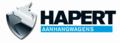 HAPERT-aanhangwagens