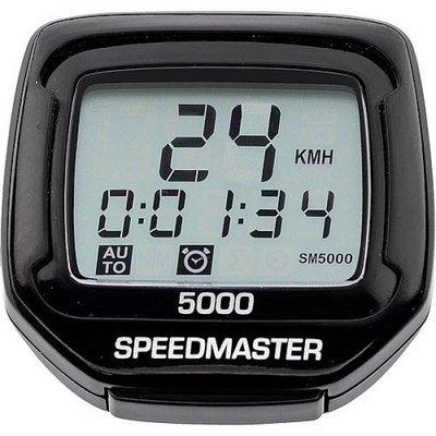 Kilometer teller Sigma Speedmaster 5000