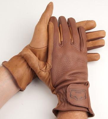 Ideal Handschoenen v.d. Kamp (Hertenleer)