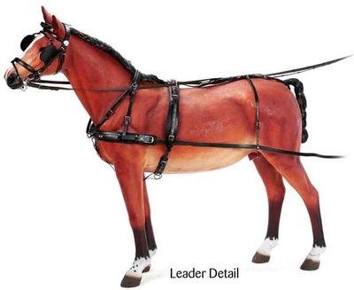 Zilco Classic Tandem tuig (voor pony/paard)