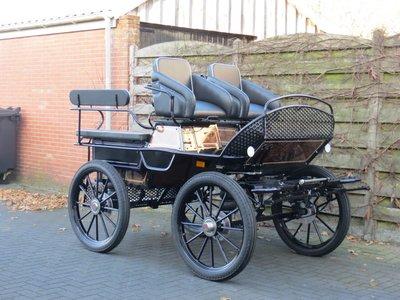 Fahrschulwagen 42H 1/2 sp. paard