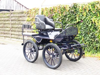 020B Recreatiewagen Cob/Full
