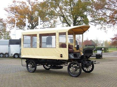 Mooie Huif/ Plezierwagen