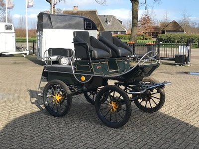 Nette doorloop/ recreatiewagen 23inch