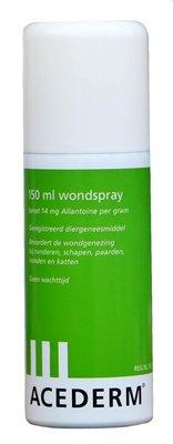 Acederm wondspray REG NL 5121