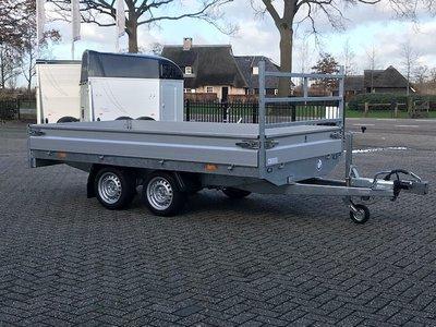 Hapert Azure H-2 - 335X180cm verlaagd chassis