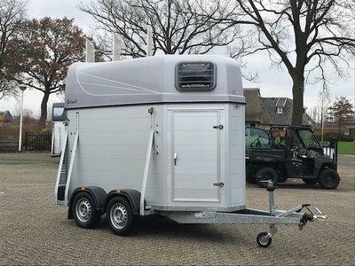 Z.g.a.n. Xxtrail Garnet 1,5 paards aluminium trailer