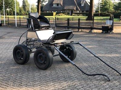 Enkelspan trainingswagen  Cob/full