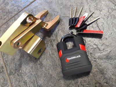 Fixed Lock C SCM horizontaal/verticaam M12