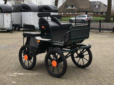 Marathonwagen J. v/d Wal