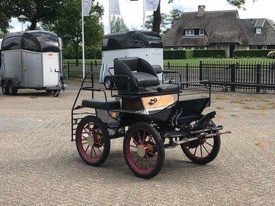 Recreatiewagen 2Sp.