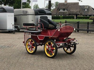 Recreatiewagen 1/2Sp.