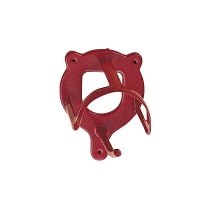 Hoofdstelhanger rood