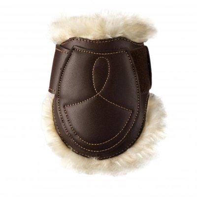 Kentucky Scheepskin leather fetlock boots