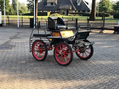 Recreatiewagen 23 inch Cob/Full