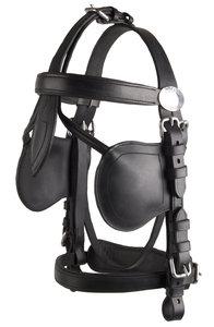 Ideal Hoofdstel LeatherTech