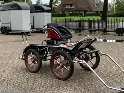 Enkelspan Marathonwagen Techno 1Sp. Pony