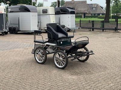Recreatiewagen Pony 1/2 Sp.