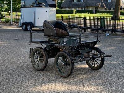 Recreatiewagen Shet/Pony 2sp. VERKOCHT