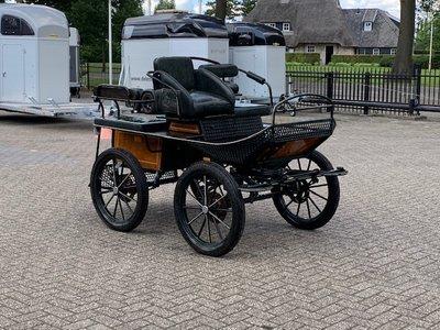 Nette Recreatiewagen Cob/Paard
