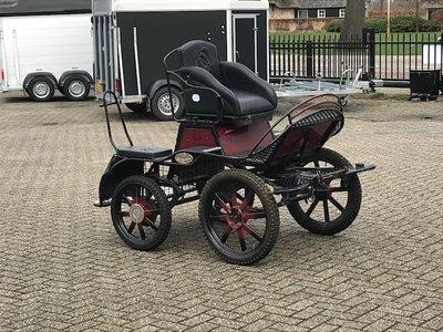 Clever pony marathonwagen 1/2sp VERKOCHT