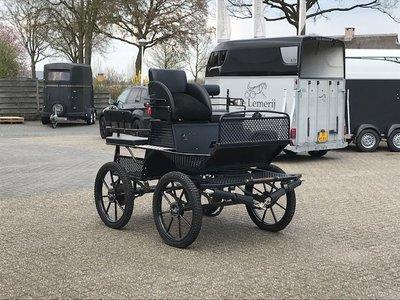 Vd Heuvel trainings/recreatiewagen 23