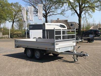 Z.G.A.N. Hapert Azure 335x180cm Plateauwagen